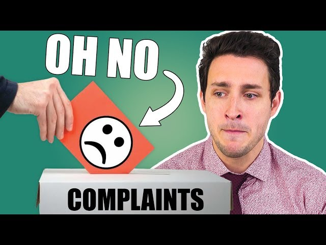 A Patient Filed A Complaint! | Wednesday Checkup | Doctor Mike