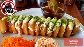 Kame Sushi a la Carta! SUSHI DELUXE Culiacan Sinaloa