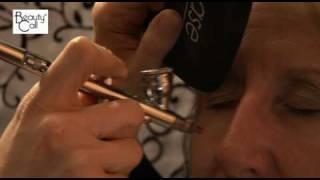 Beauty Call - Makeup Tips - Airbrushing Eyes Thumbnail