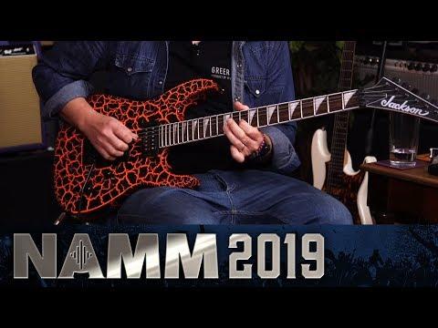 Jackson Guitars - New for NAMM 2019!