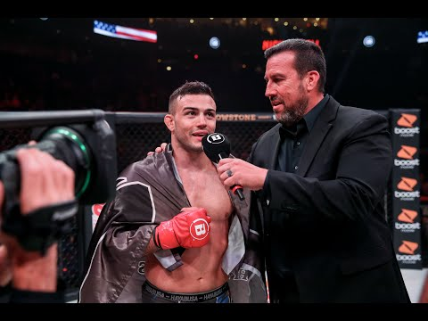 Fight Night | Nick Newell - Bellator 225