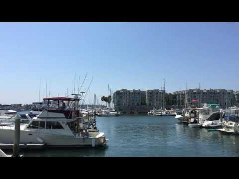 Marina Del Rey - Waterfront Walk by www.los-angeles-with-me.com  ✔