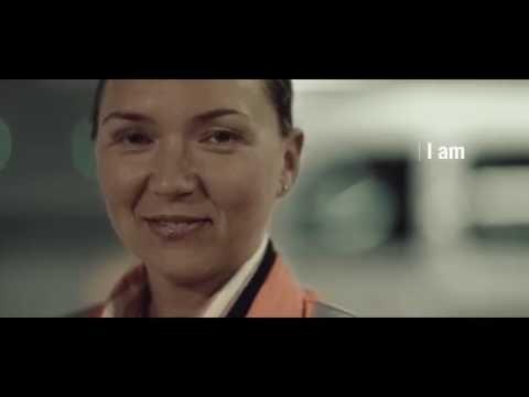 Les métiers du Groupe ADP : Ingrid, agent d'exploitation parking