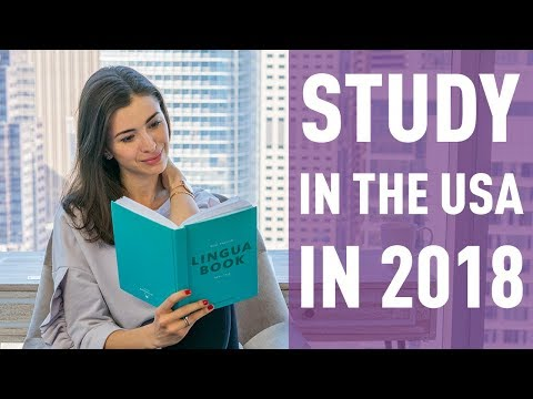 Study in the USA and GET a work permit (with average English)