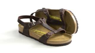 Birkenstock Odessa Sandals - Oiled Leather (For Women)
