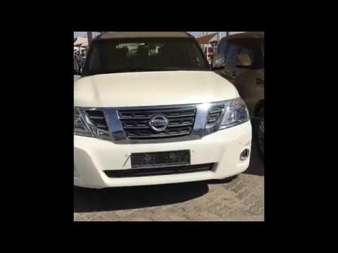 Nissan Patrol Platinum at Emirates Auction