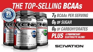 Scivation Xtend Bcaa Strawberry Kiwi Honest Review