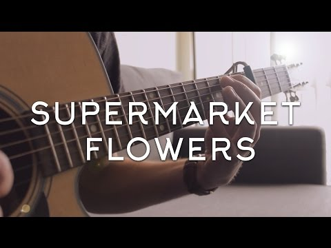 Ed Sheeran - Supermarket Flowers ÷ Fingerstyle Guitar Cover by Dax Andreas (FREE TAB)