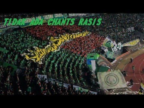 Gemuruh Bonek Green Nord 27 || Persebaya vs Psm || Full Choreography