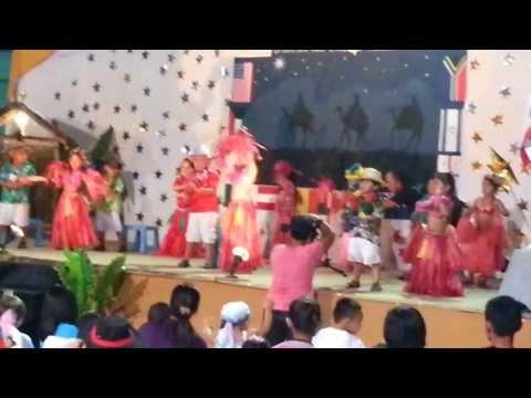 SAM - Mele Kalikimaka (Hawaiian Christmas Song)