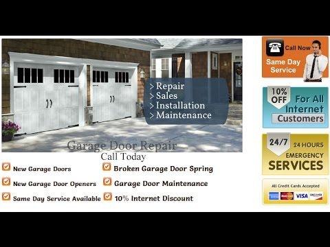 Nice Top Rated Garage Door Repair St. George UT