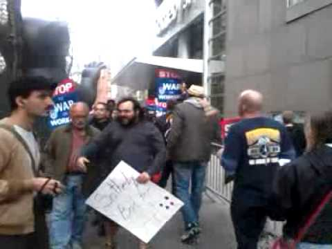 Occupy Wall Street, Picket Line, Sotheby's protest