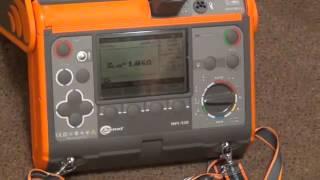 Измеритель параметров электроустановок Sonel MPI-520(, 2015-03-02T14:51:23.000Z)