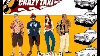Crazy Taxi - Первый взгляд на игры! / First look at the game!(, 2016-01-07T13:19:57.000Z)