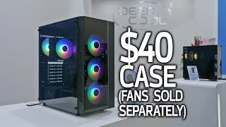 An Attractive $40 Tempered Glass Case?