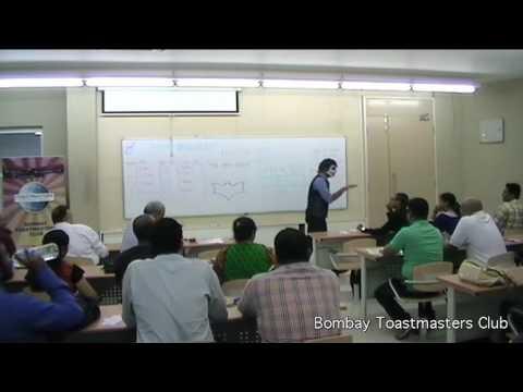 Meeting 222 - Bombay Toastmasters - 25 MAR 2017