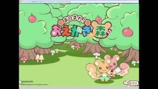 ハンゲームのお絵かきの森でドラクエ10色々書いてみた!
