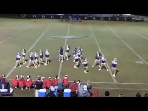 Hilton Head Christian Academy Varsity Cheer 2014