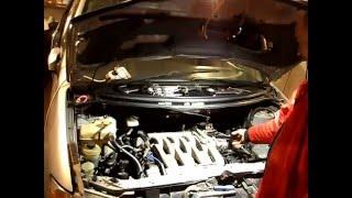 Mazda MPV пайдалану және жөндеу. Егжей-тегжейлі талдау және тазалау кіргізу 2я серия.