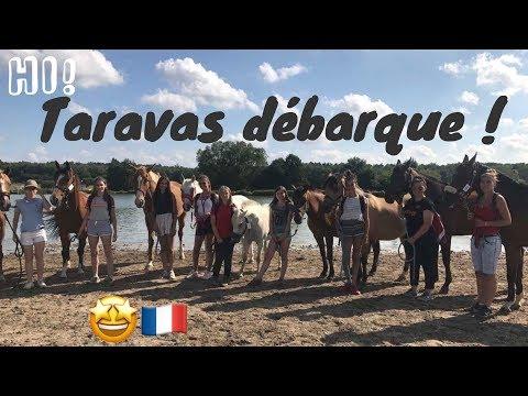 [VLOG LAMOTTE 2018 1] -Taravas débarque !