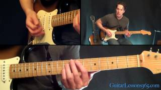 China Grove Guitar Lesson - The Doobie Brothers - Famous Riffs