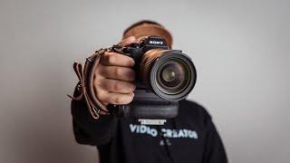 My Sony a7III Handheld Camera Rig