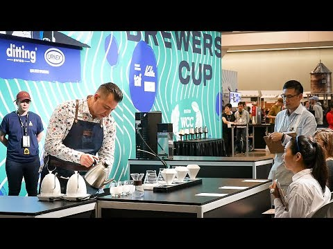 How Barista Champions Roast Their Special Coffee | World Coffee Championships 2019
