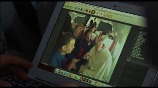 البابا فرنسيس يعقد أول زواج على طائرته أثناء زيارته لتشيلي