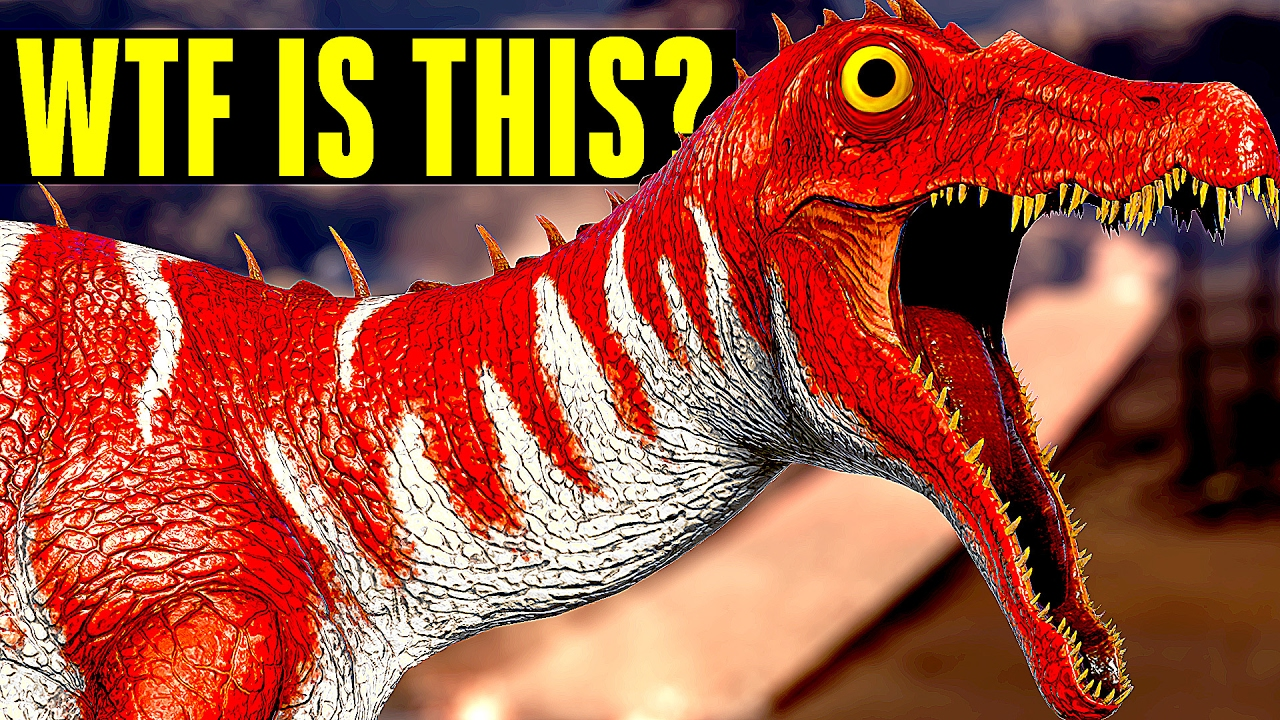 Ark will never be the same baryonyx how toeverything you need to ark will never be the same baryonyx how toeverything you need to know ark survival evolved 254 malvernweather Images