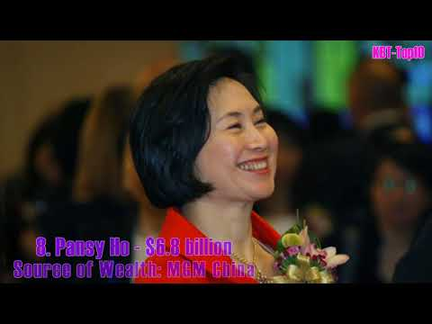 Top 20 Richest People in Hong Kong / Hong Kong Billionaire