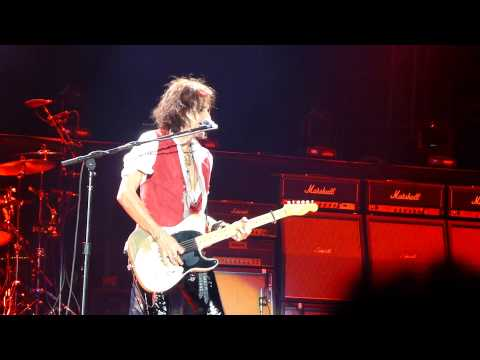 Aerosmith - Freedom Fighter - Helsinki, Finland (2014-05-30)