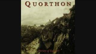 An Inch Above the Ground - Quorthon - Purity of Essence