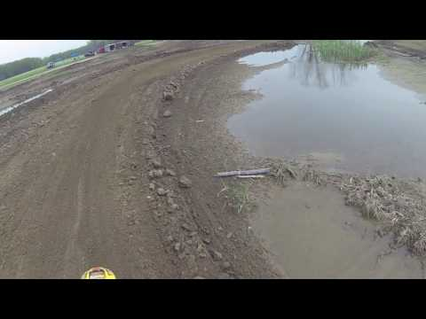 CT RIVER MX FIRST TIME ONE MX TRACK 4/29/17