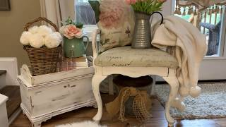 FRENCH COUNTRY FARMHOUSE DECORATING - ELEGANT & SIMPLE! PART 1 (107)