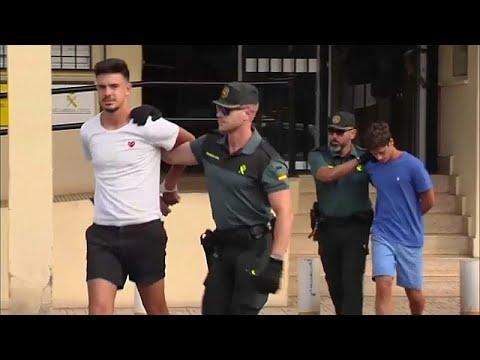 اعتقال 5 فرنسيين للاشتباه باقترافهم جريمة اغتصاب جماعي بحق سائحة نرويجية في إسبانيا…  - 19:54-2019 / 8 / 8