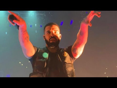 DRAKE CONCETR IN MANCHESTER (ENGLAND LIVE 2019, MANCHESTER ARENA, ASSASSINATION VACATION TOUR)