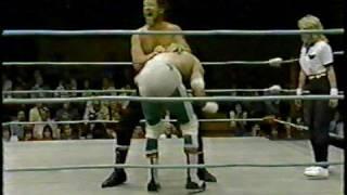 Moose Morowski vs Sonny Myers