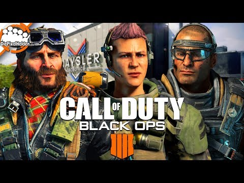 CALL OF DUTY: BLACK OPS 4 #12 - Niemand hilft bunteAbt - Let's Play CoD: Black Ops 4 thumbnail