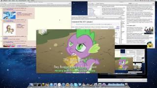Плавающий фокус окон в Mac OS X