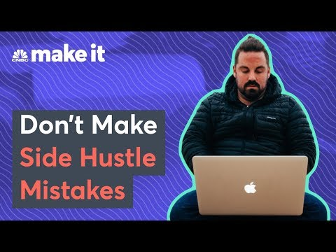 Millennial Millionaire: Dont Make These Side Hustle Mistakes