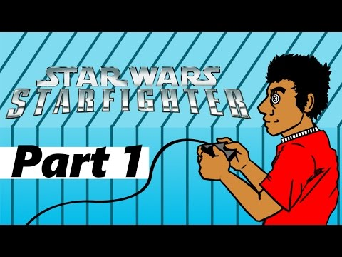 Let's Play Star Wars Starfighter: Training Grounds Part 1  