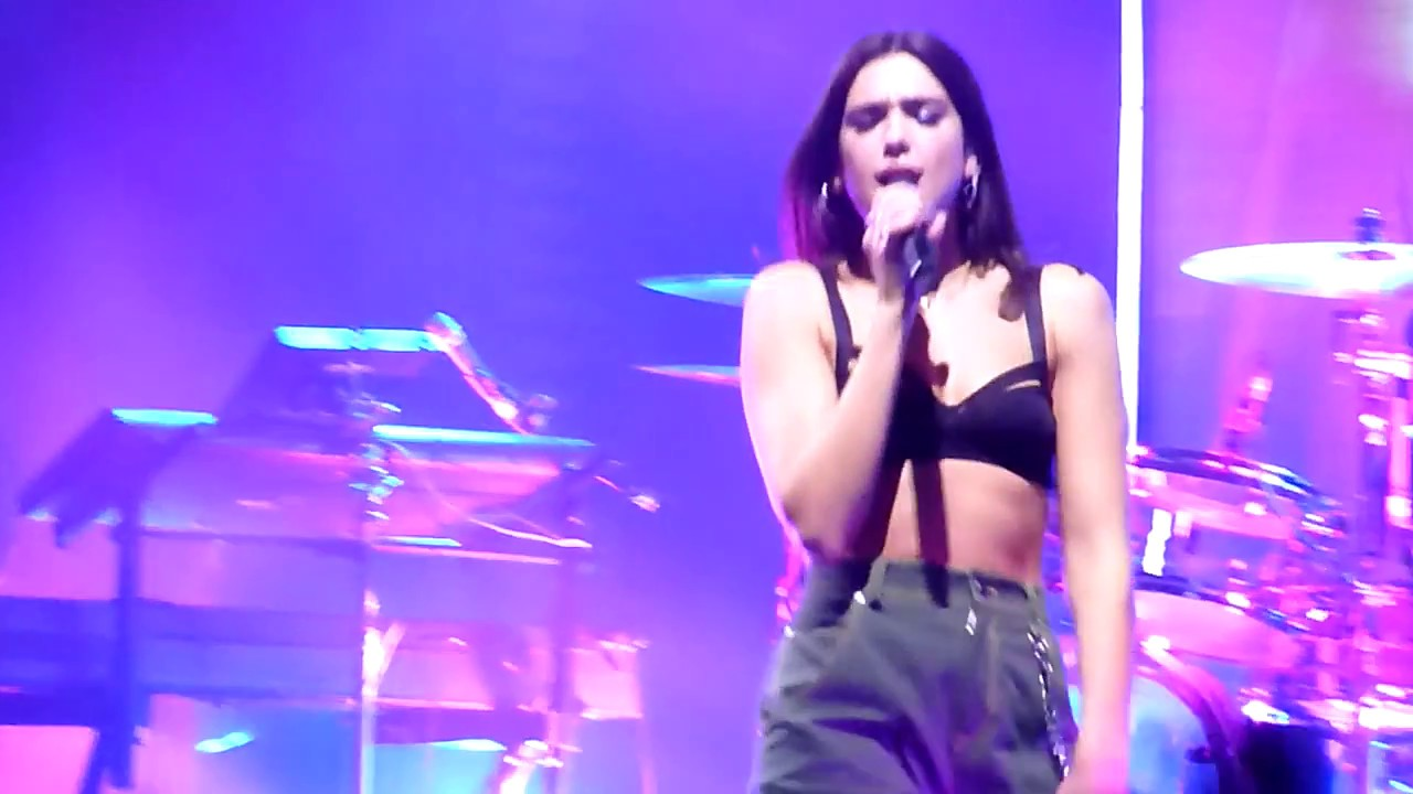 Download Dua Lipa Blow Your Mind (Mwah) Live The Self Titled Tour Brighton Dome 05 Oct 2017 HD