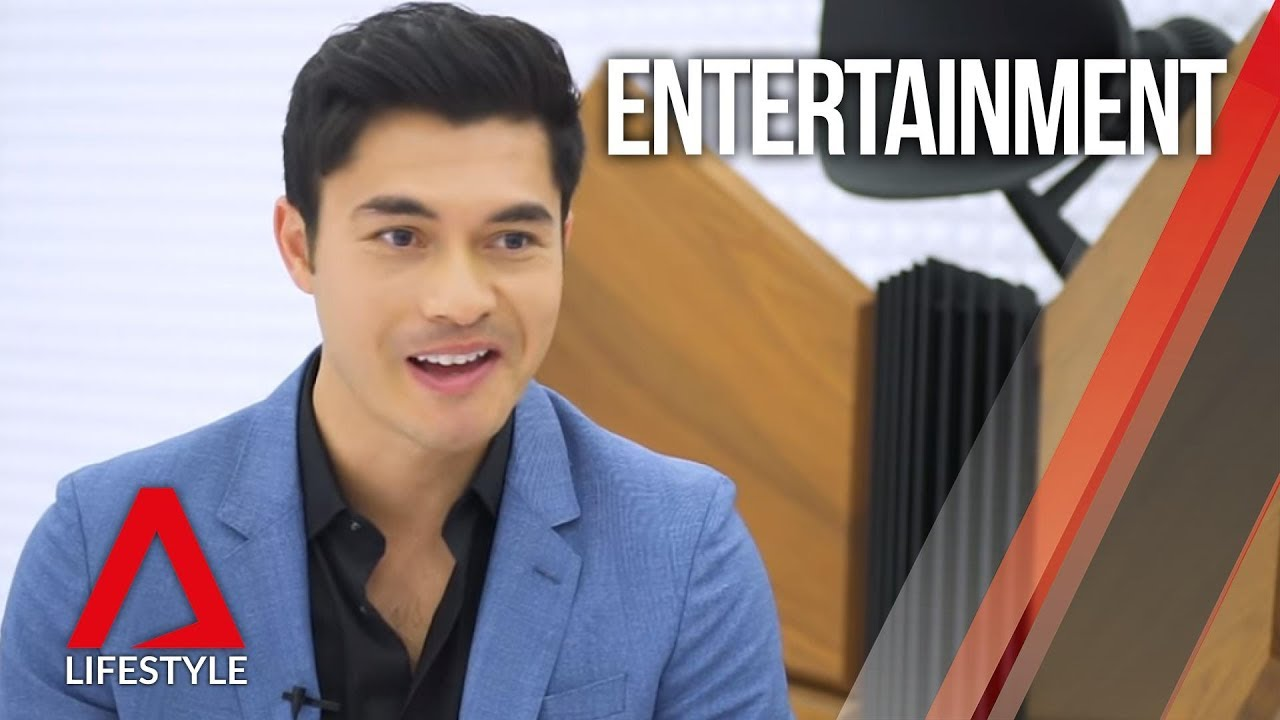 Interview with Henry Golding | CNA Lifestyle