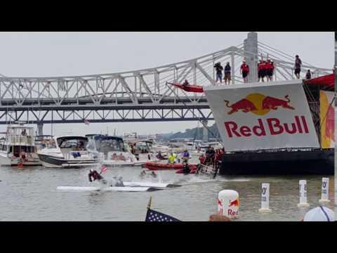 Red Bull Flugtag Lousville - Kentucky Power