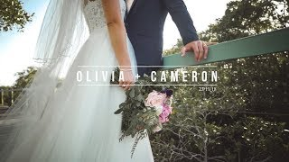 OLIVIA + CAMERON | WEDDING | RSVP