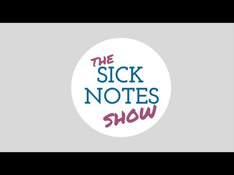 The Sick Notes Show 🔴 - LIVE STREAM - Ep 1