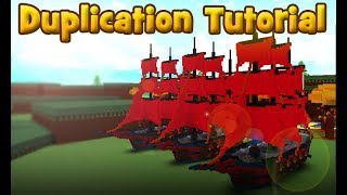 HOW to CLONE your BUILDINGS? | Duplicate Tutorial | Build a boat for Treasure ROBLOX