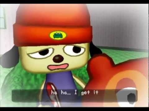 PaRappa the Rapper 2 Walkthrough/Gameplay PS2 HD