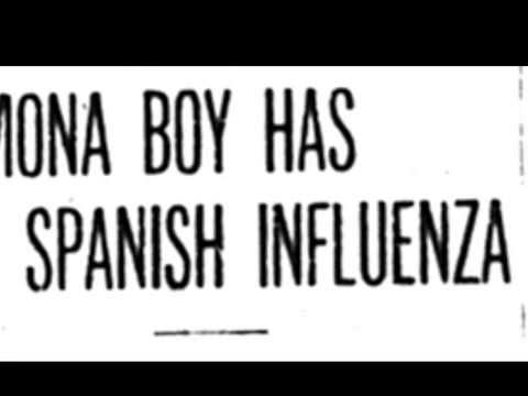 Pomona and The Great 1918 Flu Pandemic by May Ayres