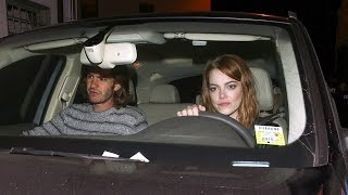 Andrew Garfield Loses His Cool When Paps Get In Emma Stone's Way  [Censored]